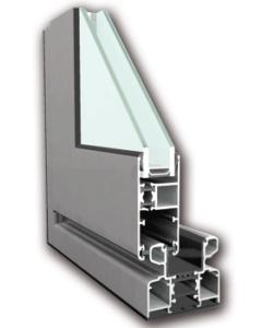 Serramenti in alluminio taglio termico