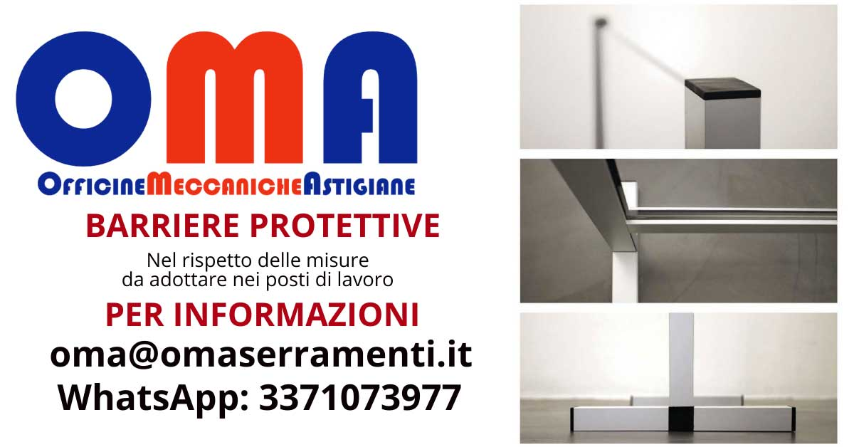 Read more about the article Barriere Protettive